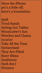 Since the iPhone pic's a little off, here's a translation: